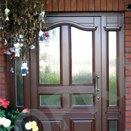 Dveře vchodové